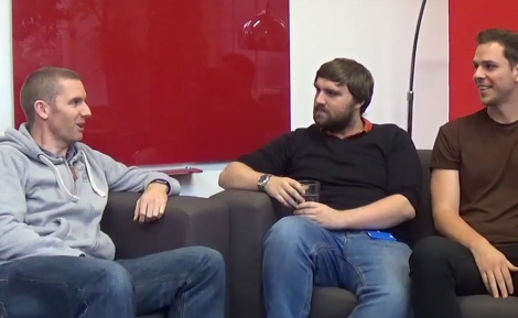 Two devs on a sofa: Seccl